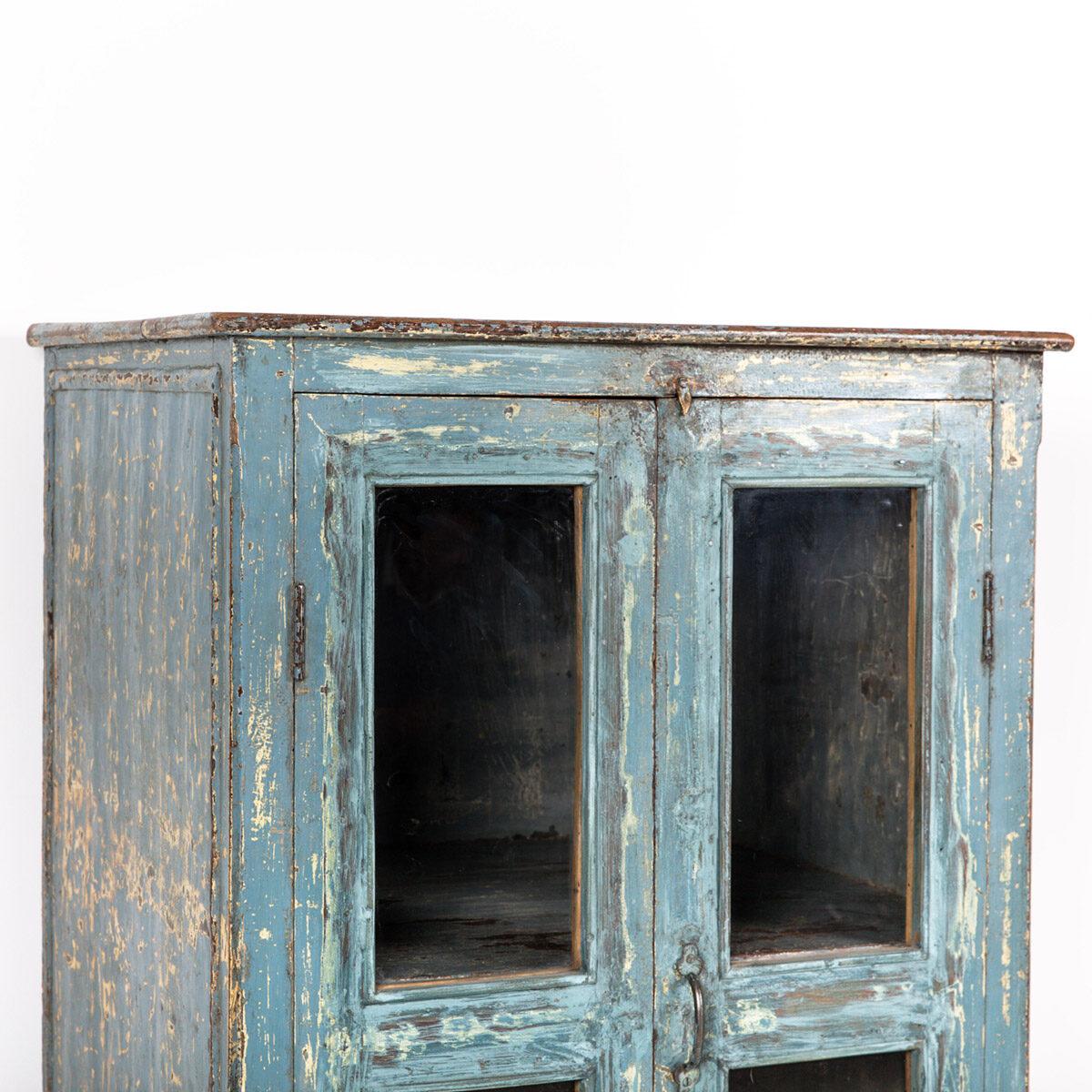 Diepe Kast Uit India Blauwgeel Uk30993