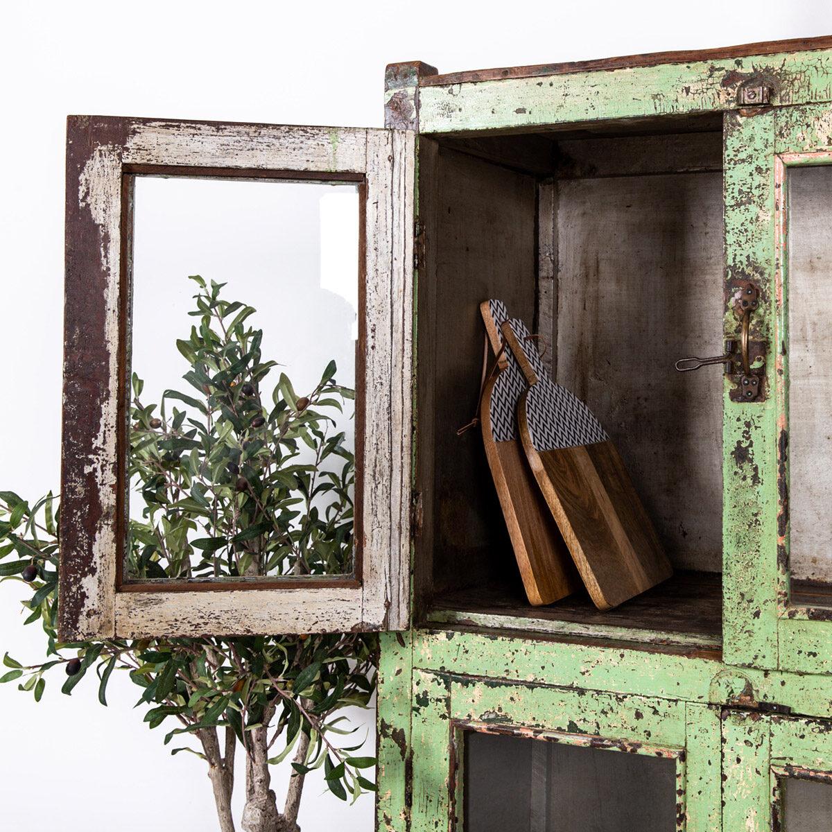 Oude-kast-4-deuren-groen-6