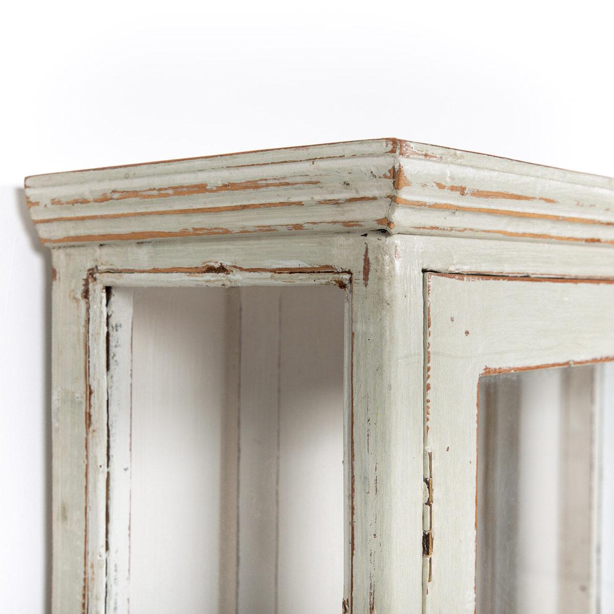 Vitrinekast-2-glazen-deuren-oud-groengrijs-8